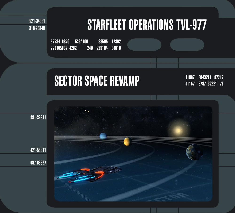 Sector Space 1