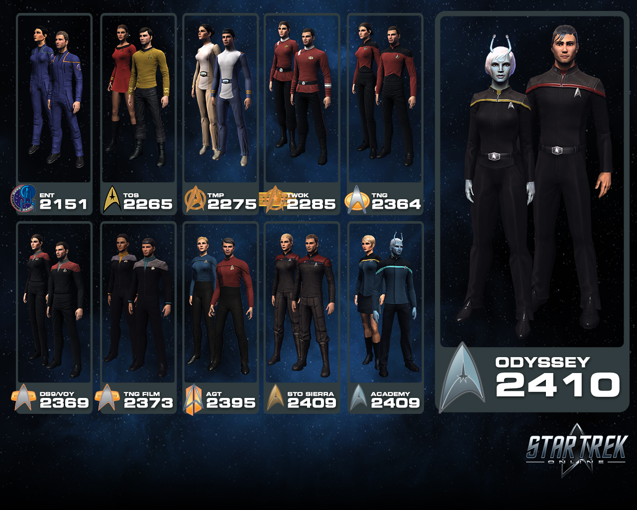 Image Gallery starfleet uniforms 2410