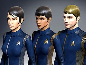 Obtenez gratuitement les uniformes de Star Trek Discovery !