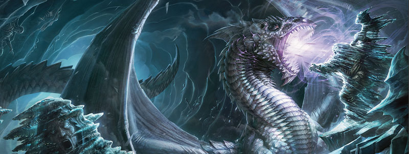 Tyranny of Dragons Concept Art