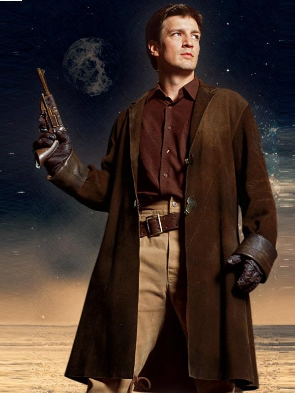 Captain Malcolm Reynolds jacket Coat