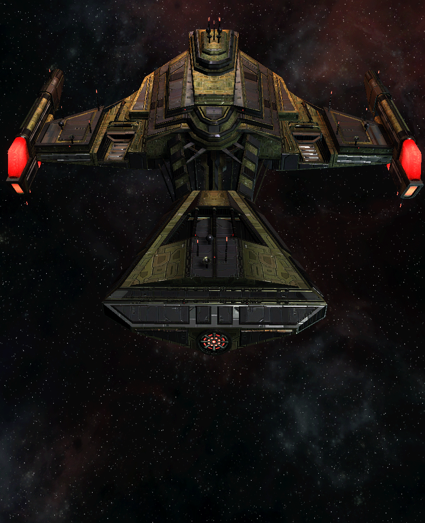 Klingon Command Ship 26