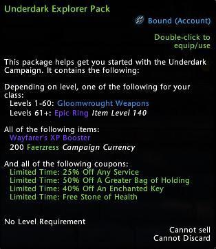 Neverwinter discount coupons