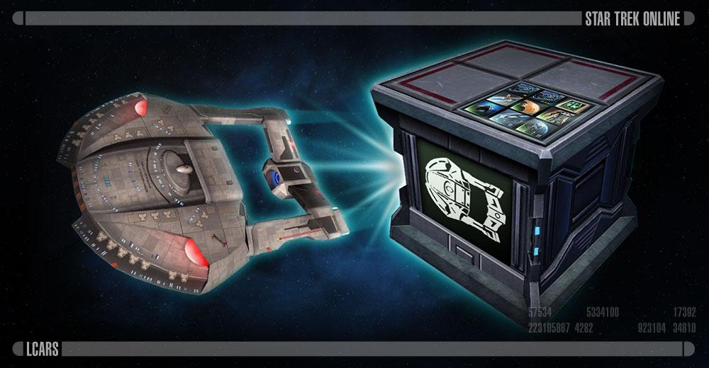 Exclusivit s pour les versions consoles de star trek online - Star trek online console ...