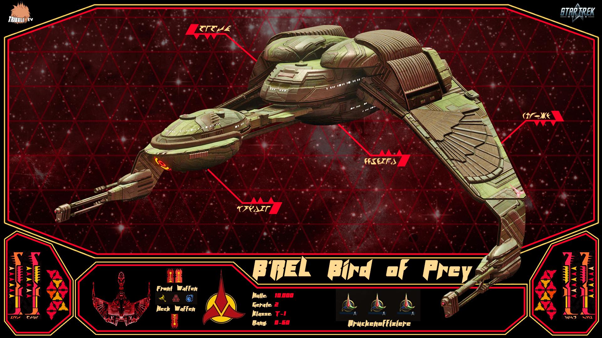 B'Rel Bird of Prey T-1