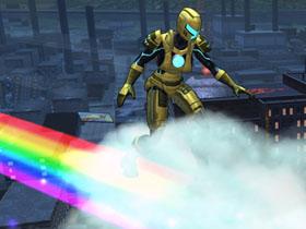Champions Online: Free Rainbow Flight!