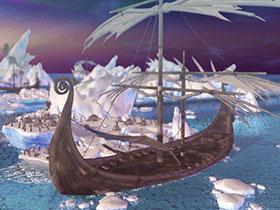 Гром Короля Бурь: Море Движущегося Льда