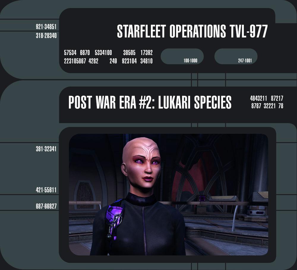 Star Trek Online: Post War Era #1 - ? 9713476fed58a6fd057b630ffe1b7e0e1445943723