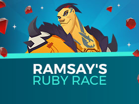 Announcing: Ramsay's Ruby Race!
