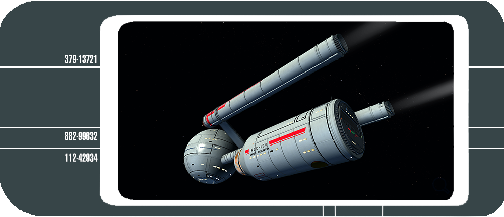 Star Trek Online: Art of TOS Ships 9a2630d5ac59077a6466aec683465fc21466010323