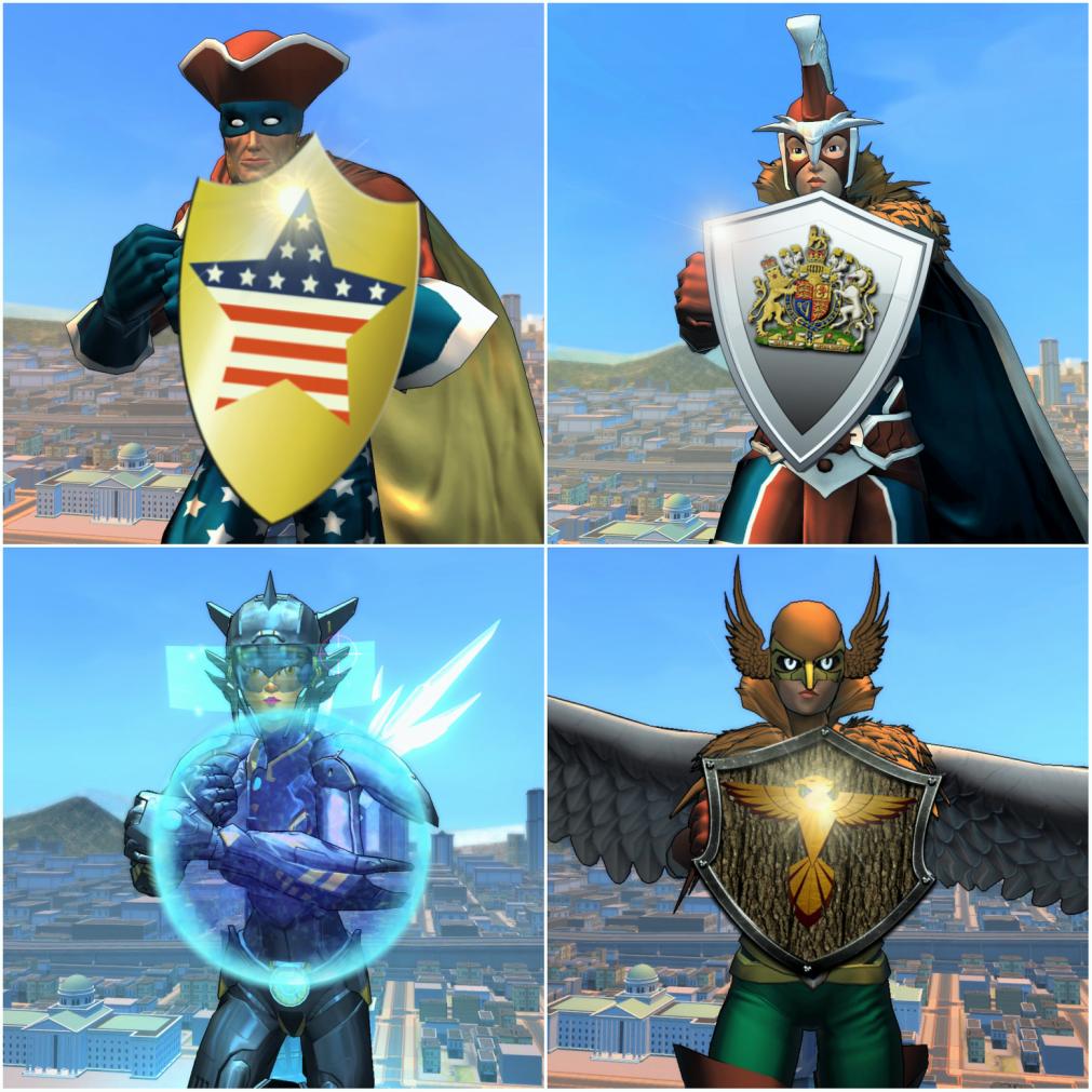 New Shields 1
