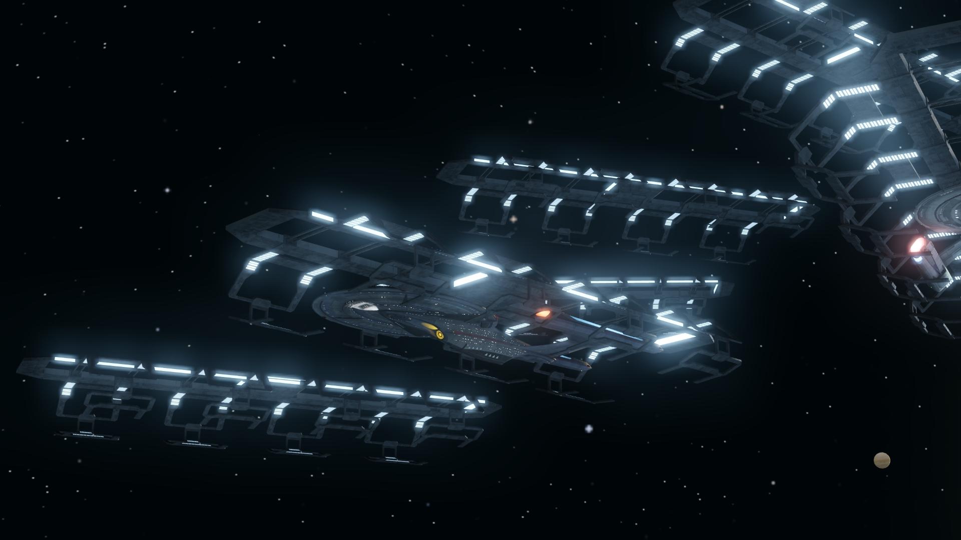 The Starship Versailles