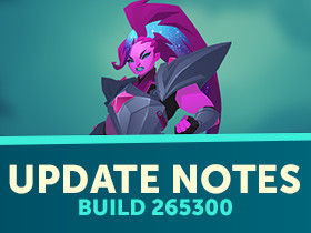 Update Notes: February 23rd 2017