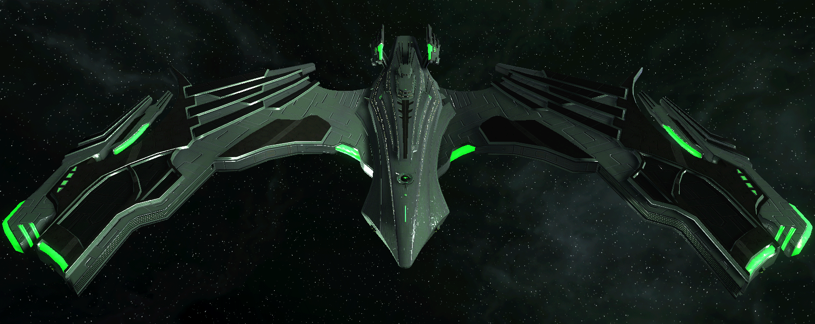 Romulan Command Ship 14
