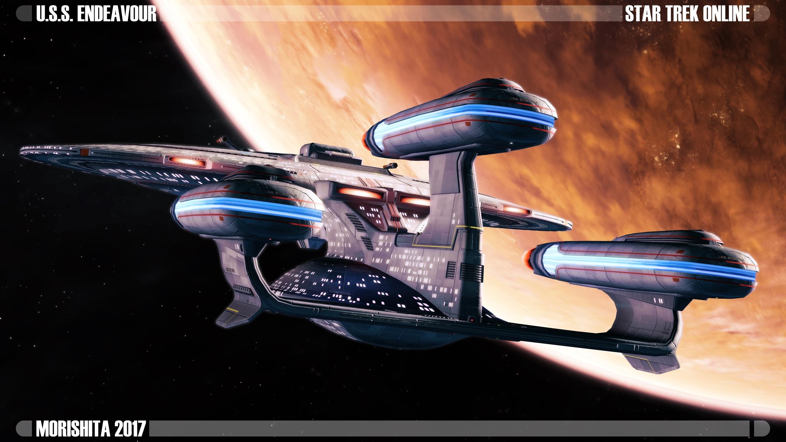 U.S.S. Endeavour #003