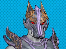 Champions Online: Steel Wolf Armor