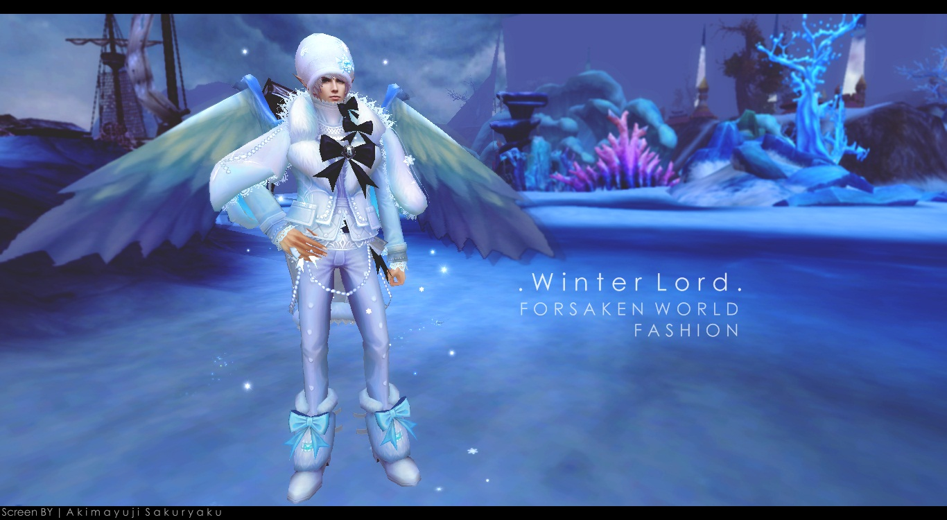 Fashion : Winter Lord