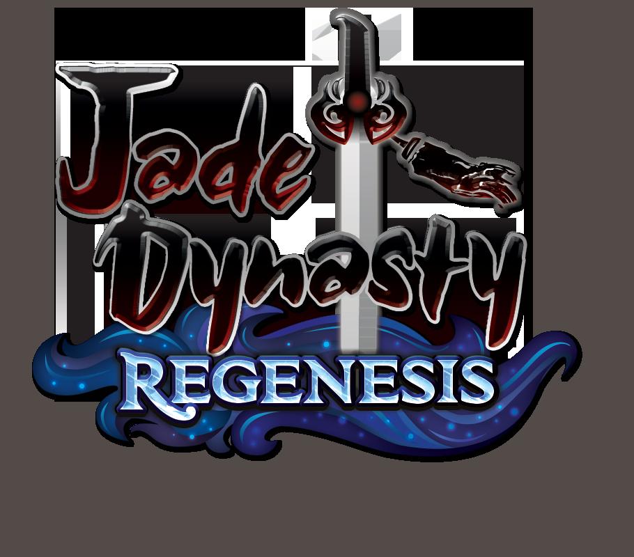 Jade Dynasty Regenesis Logo