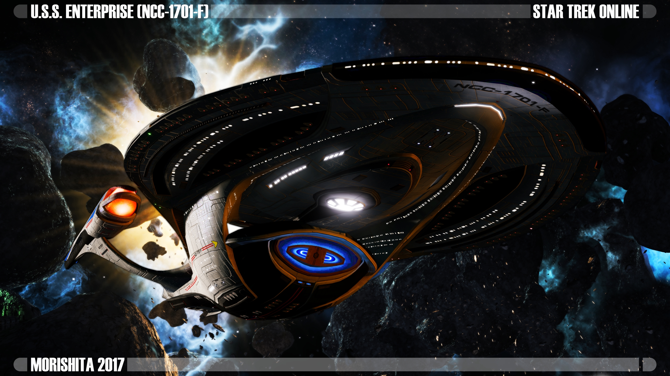 U.S.S. Enterprise (NCC-1701-F)