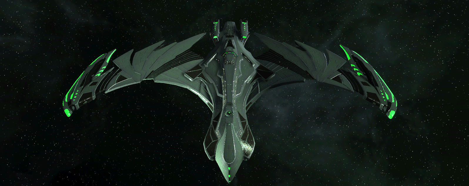 Romulan Command Ship 6