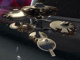 Nouveau bâtiment de flotte