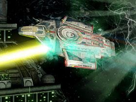 Minenfeld des Romulanischen Imperiums