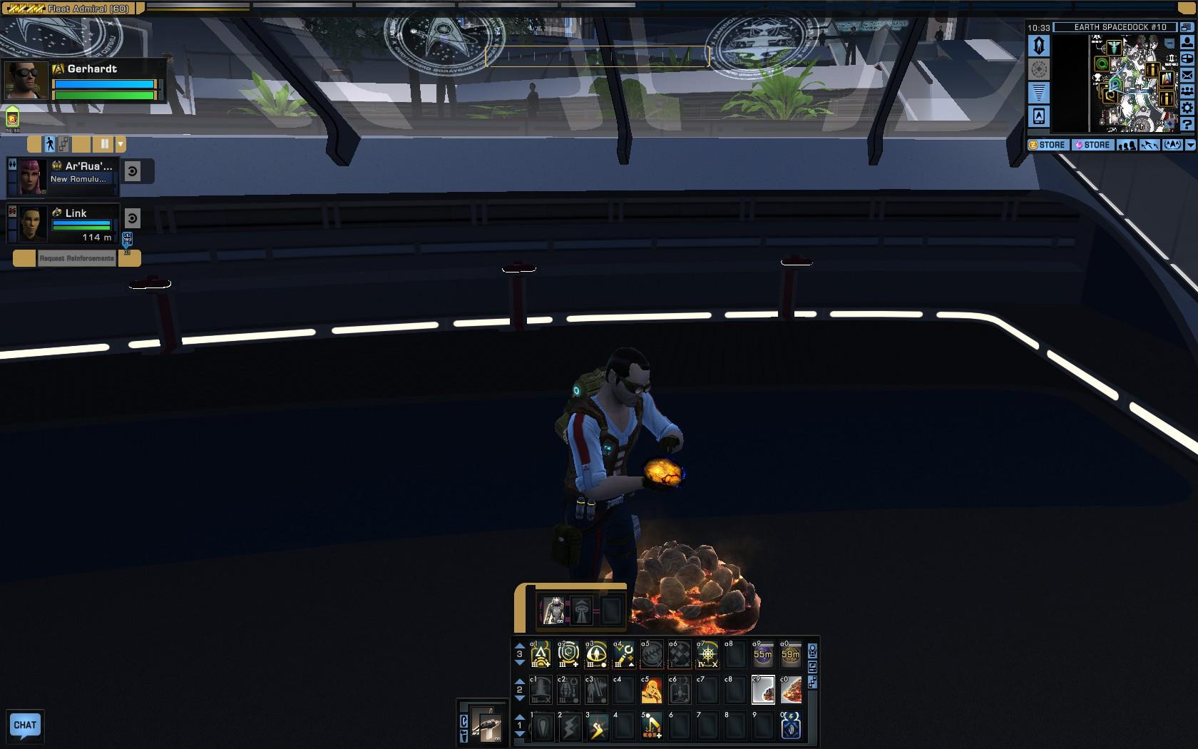 Vulcan Prospector