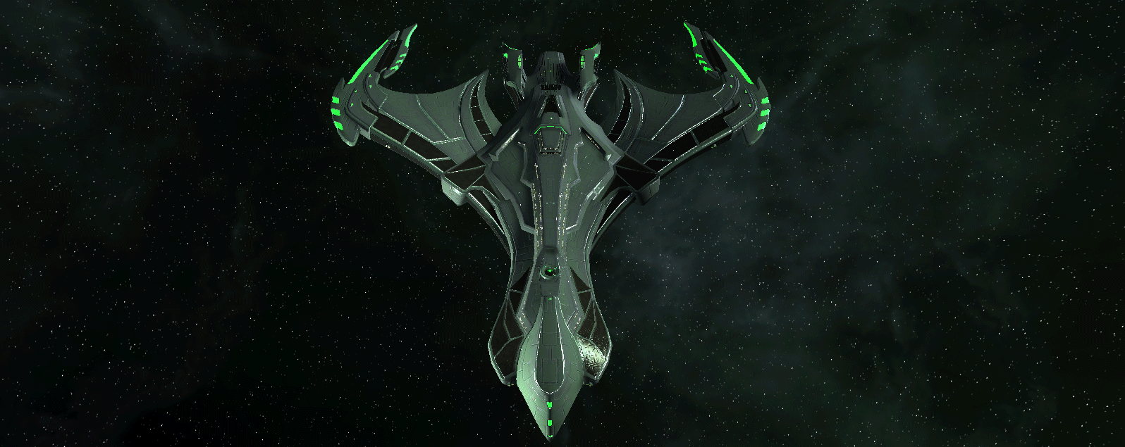 Romulan Command Ship 7