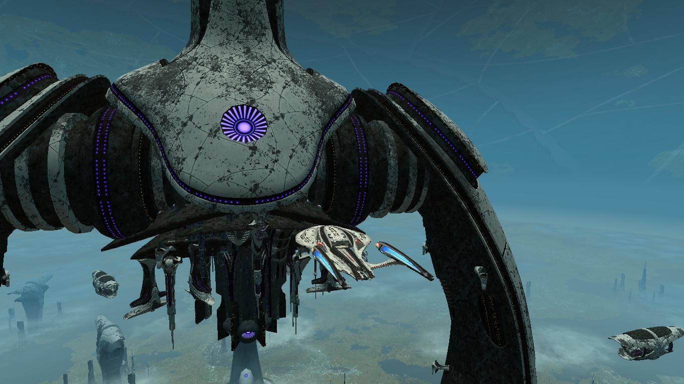 Fleet Dyson Sphere