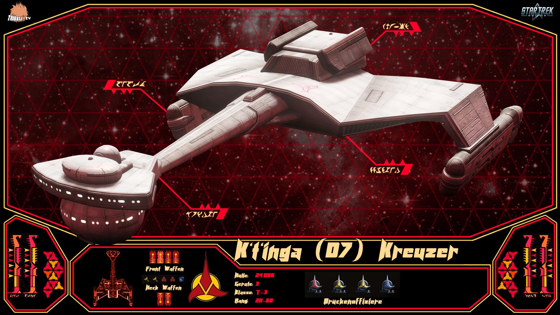 K't'inga (D7) Kreuzer T-3