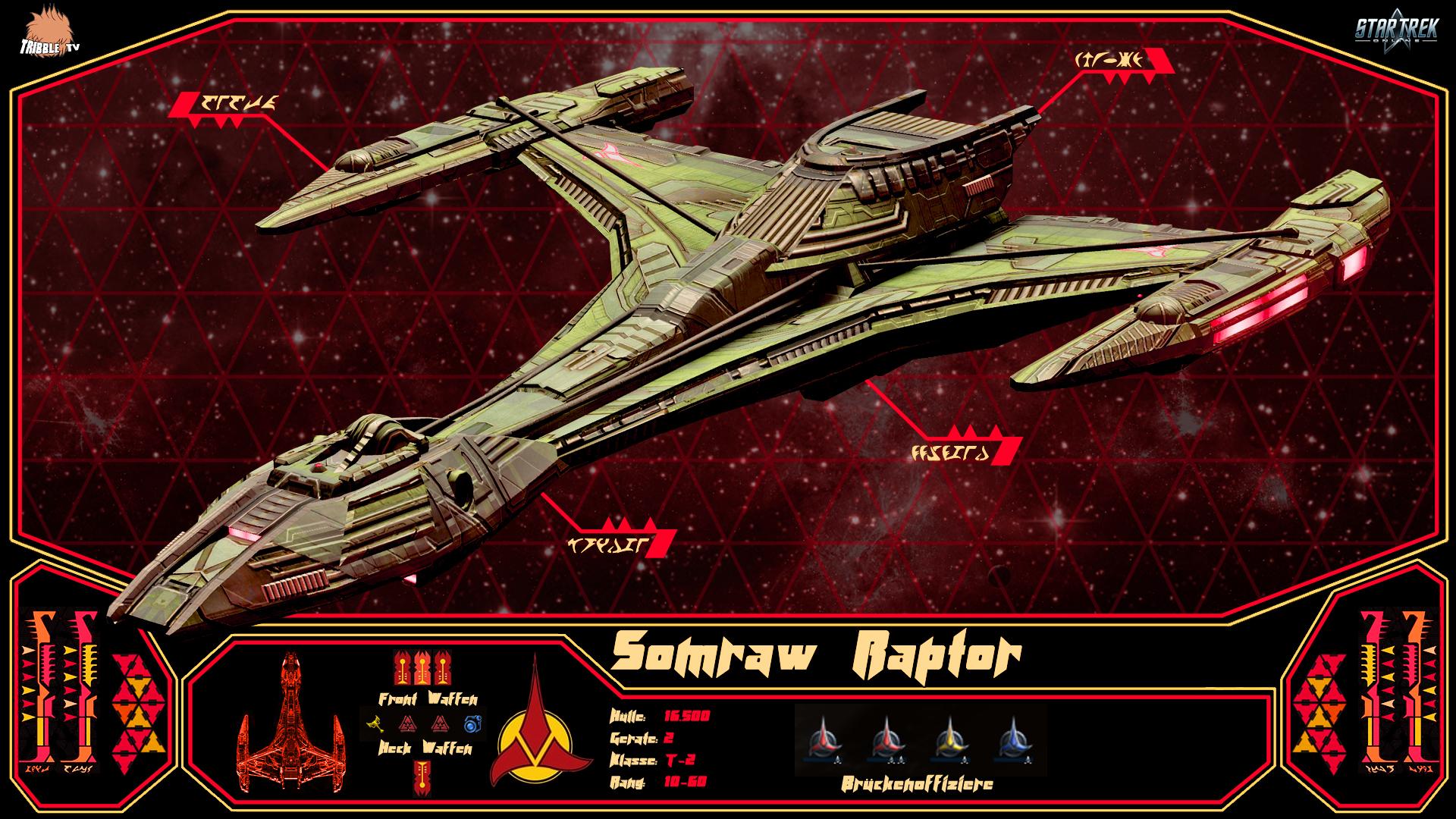 Somraw Raptor T-2