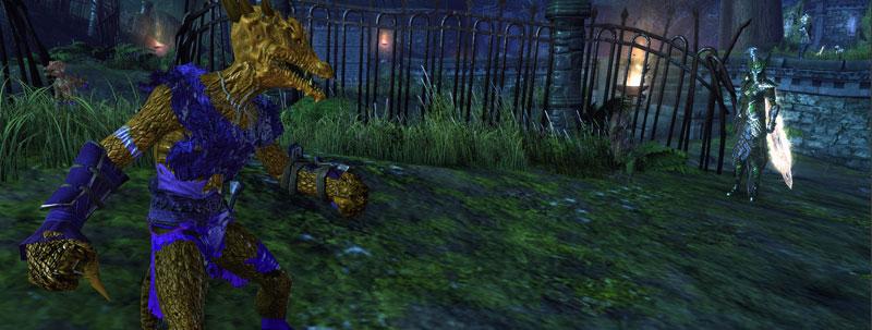 Cult of the Dragon kobold minion