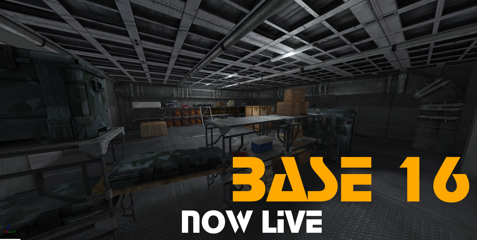 Base 16 Community map now live !