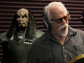 J.G. Hertzler kommt zu Star Trek Online