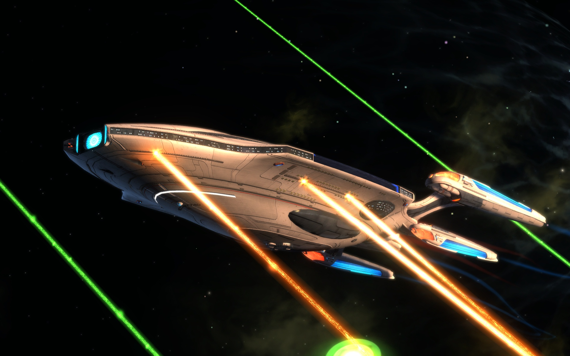Star Trek Online: Building Jupiter | Star Trek Online