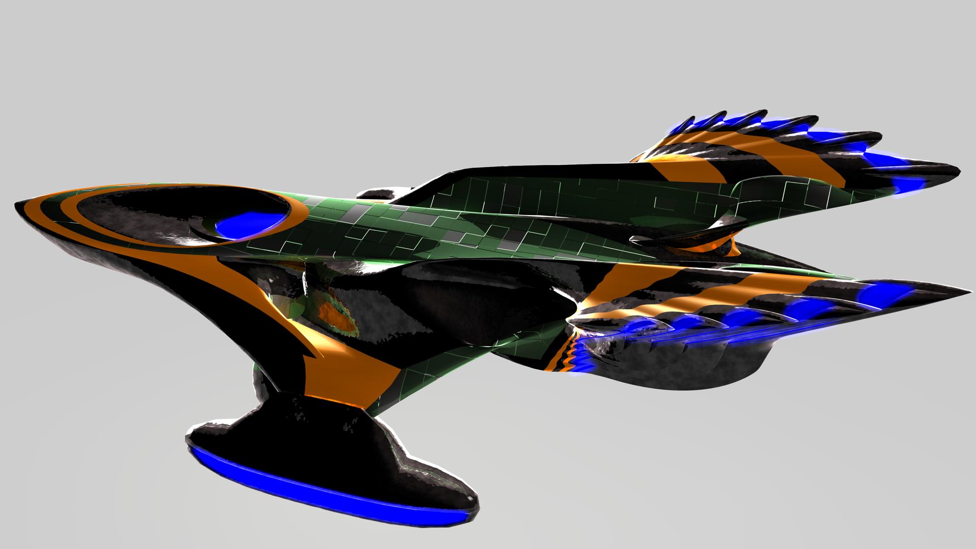 Racer Shuttle 2