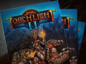 Torchlight II Poster verfügbar