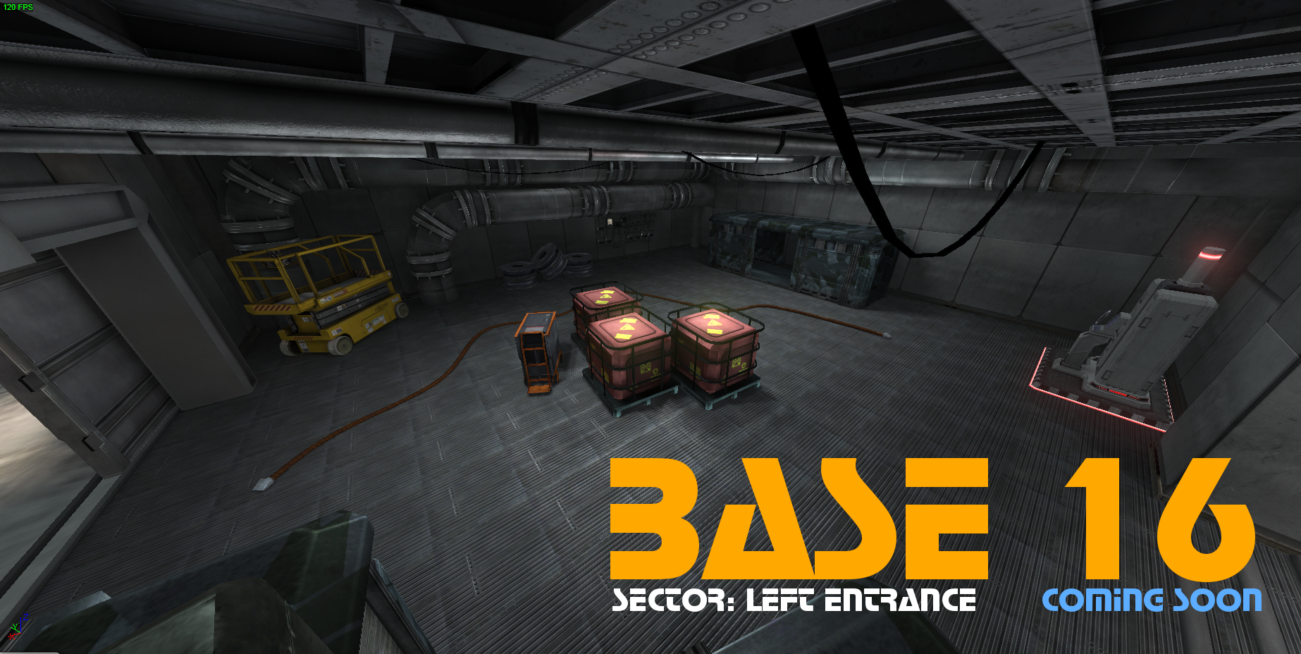 Base 16 | Sector : Left entrance | coming soon
