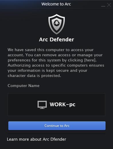 Arc Defender | Actualités Arc | Arc Games
