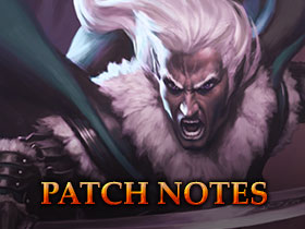 Patch Notes: NW.65.20160906b.8