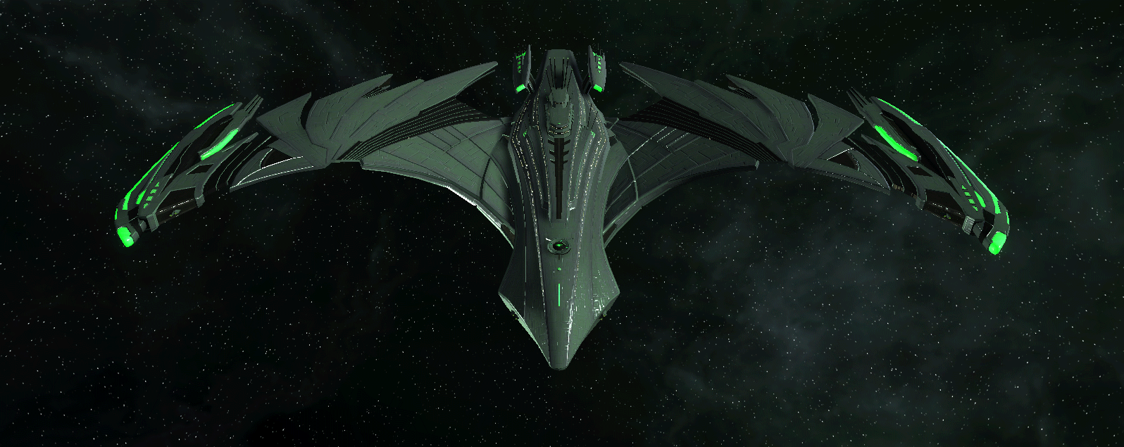 Romulan Command Ship 10