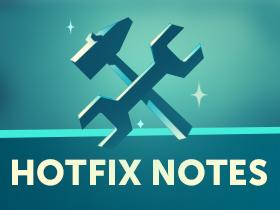 Hotfix - February 6