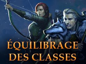 Notes de patch : Storm King's Thunder - Équilibrage des classes