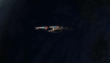 Orbiting Nimbus III