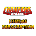 Champions Online: Champions Online: Lifetime Subscription