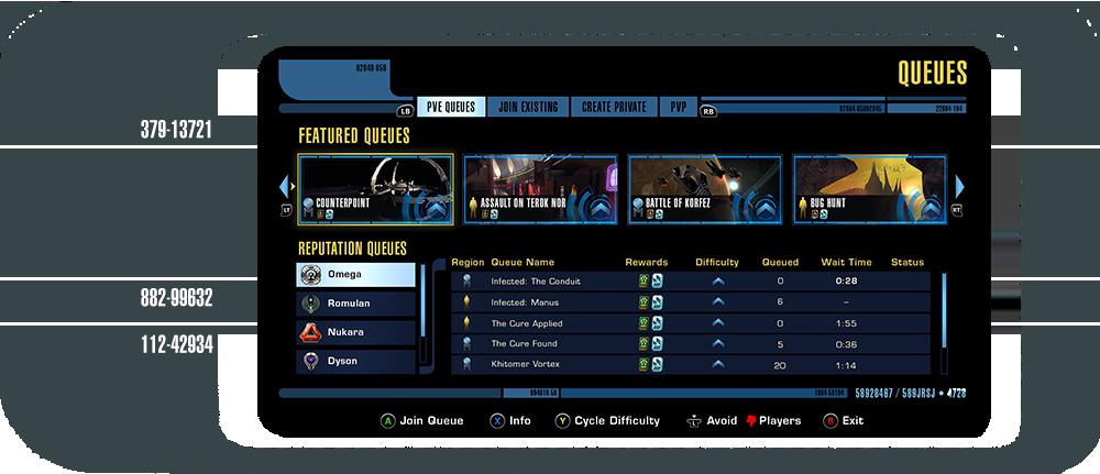 Star Trek Online: Navigating Console UI Xbox y PS4 Ed0b6d02fc81698eb29108f1c620cfd61466444099