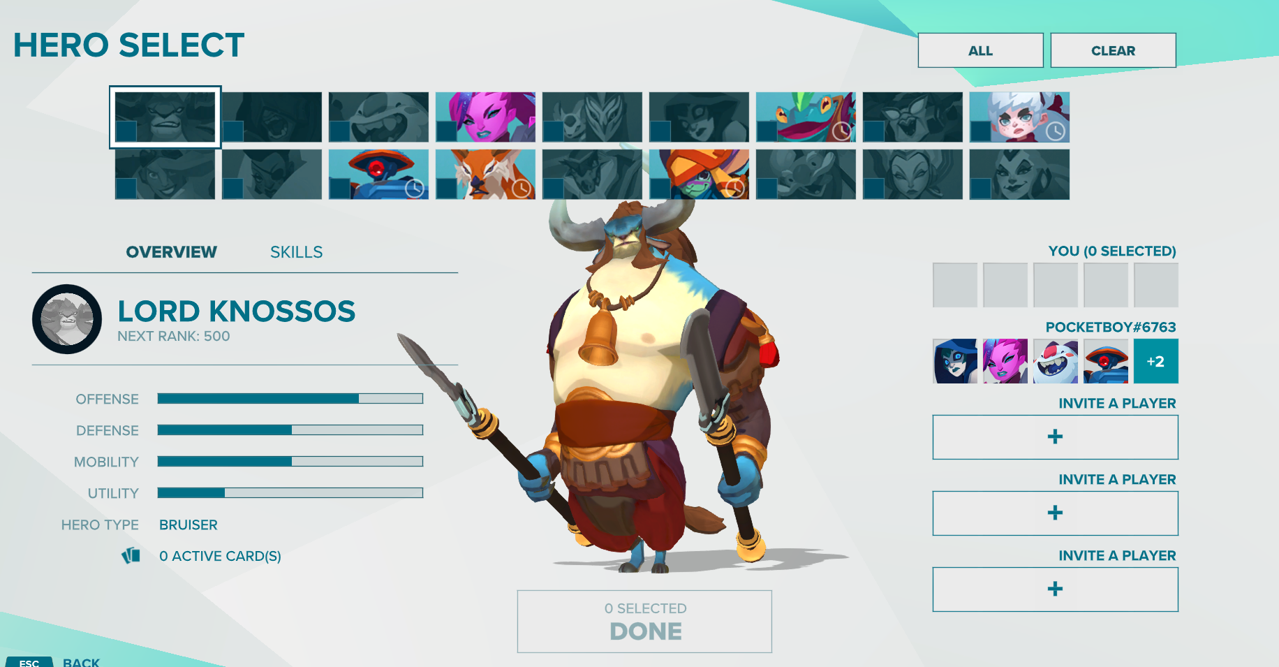 Account copy for Gigantic from Xbox to Arc