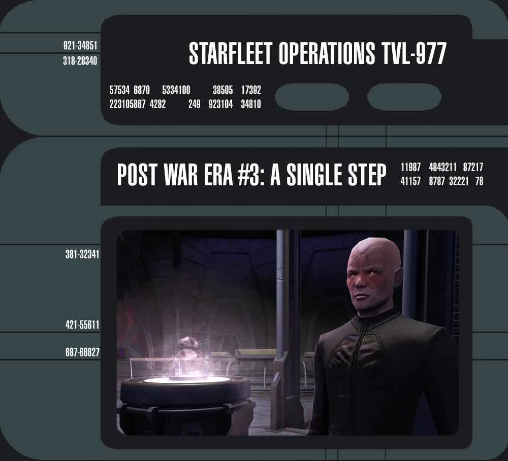 Star Trek Online: Post War Era #1 - ? F367131f8dd88011c8931e010d58eace1447175372