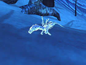 Champions Online: Elemental Dragons Action Figures