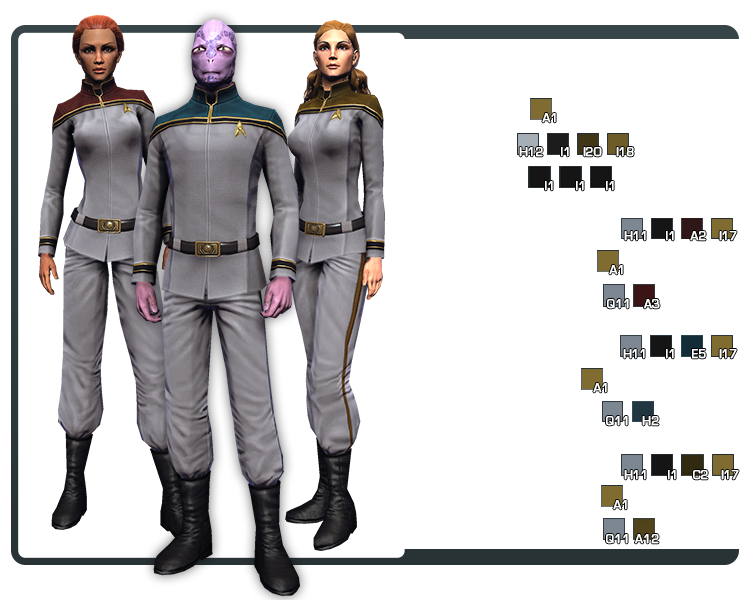 Image Gallery starfleet enlisted